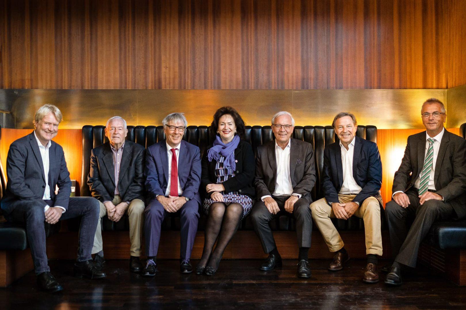 Theaterstiftung Vorstand und Beirat